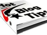 image - Blogging Tips Newsletter cover