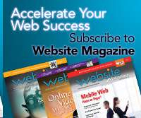 image - Website Magazine subscription