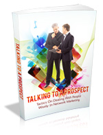 image - Talking To A Prospect eBook Cover