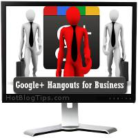 image - Google+ Hangouts for Business