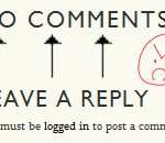 image - You must be logged in to post a comment