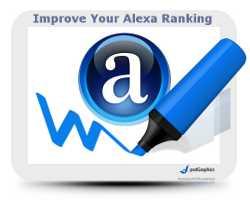 image - improve Alexa rank
