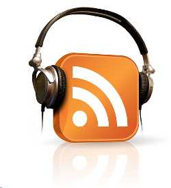 image - Postcast RSS logo