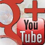 image - Google Plus and YouTube