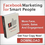 image - Facebook Marketing For Smart People Ebook
