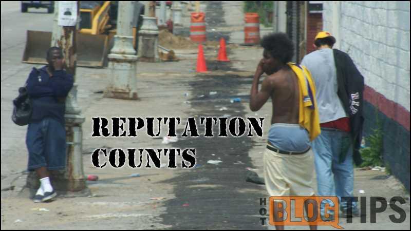 Reputation Counts