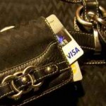 Purse with Credit Cards