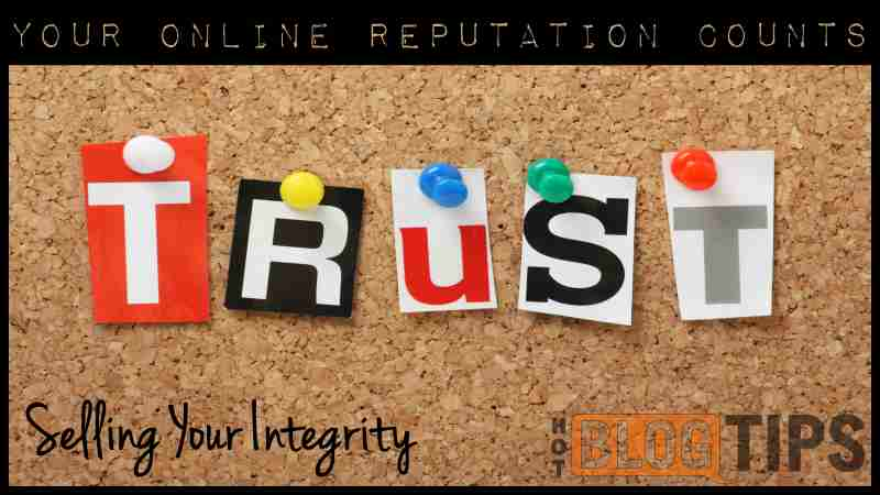 Trust - Your Online Reputation
