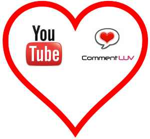 YouTube and CommentLuv