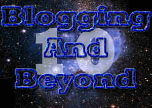 Blogging and Beyond - Week 10