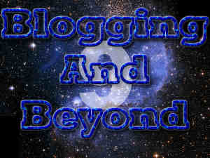 Blogging and Beyond, week 9 of 2013