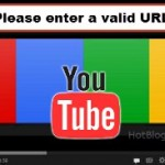 YouTube Annotations URL