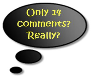image - Fewer Blog comments