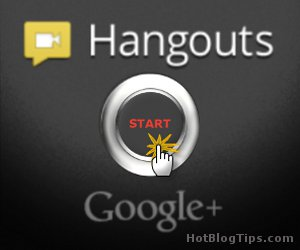 image - Start Hangout On Air