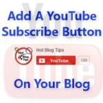 image - YouTube Subscribe Button