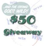 image - $50 Giveaway