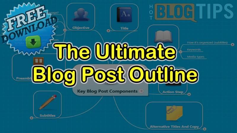 Key Blog Post Components
