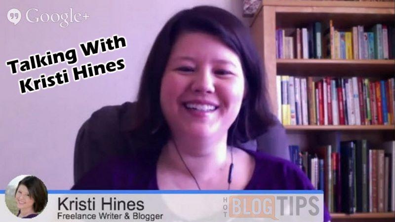 Kristi Hines Interview
