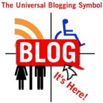 The Universal Blogging Symbol is Here