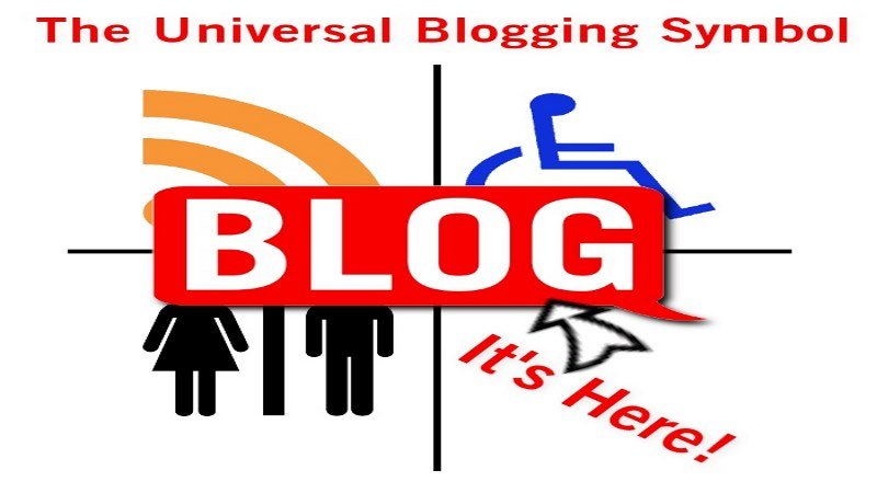 The New Universal Blogging Symbol Is Here!