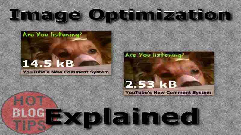 Image Optimization Explained