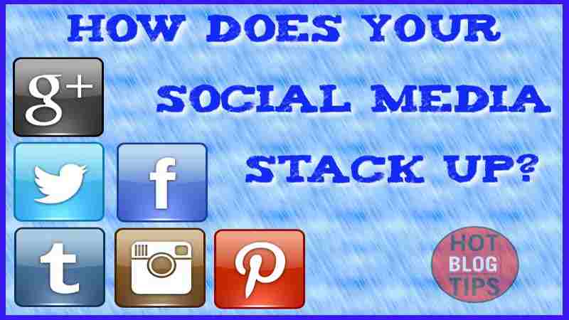 How Does Your Social Media Stack Up?