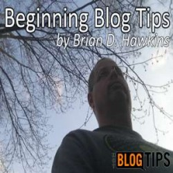 Beginning Blog Tips Featured Image