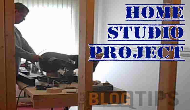 Building The Hot Blog Tips Home Studio – Part One