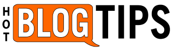 Hot Blog Tips Logo