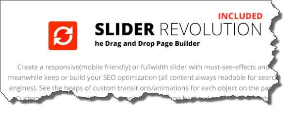 WordPress Slider Revolution Plugin