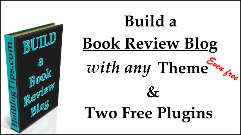 Building A Book Review Blog Using Free Resources