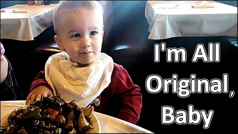 I'm All Original Baby