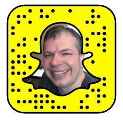 Follow Cliff Ravenscraft on Snapchat