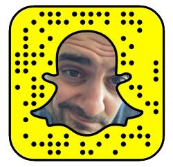 Add Gary Vee on Snapchat
