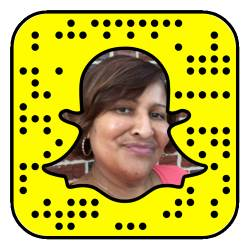 Follow Ileane Smith on Snapchat