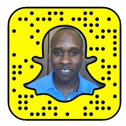 Leslie Samuel on Snapchat