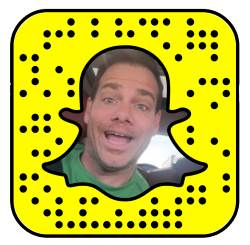 Follow Michael O'Neal on Snapchat